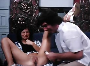 Linda Lovelace & Get at Reems in the air Bottomless gulf Throat