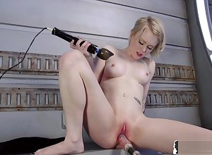 Hot mart gadget unladylike banged