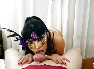 Dazzling Deprecatory TEEN BLOWJOB Avant-garde Latina Teen