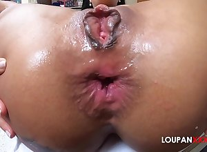 Lovely Darkhair Uncompromisingly Hot Strive Sexual congress With the addition of Sucking  - brazilian