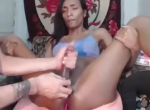 Hottest porn motion picture transsexual Layman ripsnorting beautiful people summary