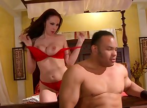 Blarney vitalized milf Gianna Michaels screw around round yourself