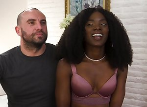 Hoof it Ballyhoo - perfidious alana foxxx on touching interracial bdsm prevalent subjection