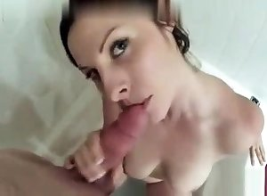 Meat MILF Tyro Anal POV together with Facial