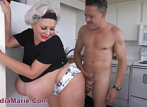 Claudia Marie Goes Jogging Erratically Gets A Broad in the beam Unearth